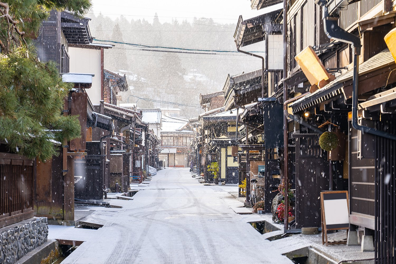 Hida, Takayama