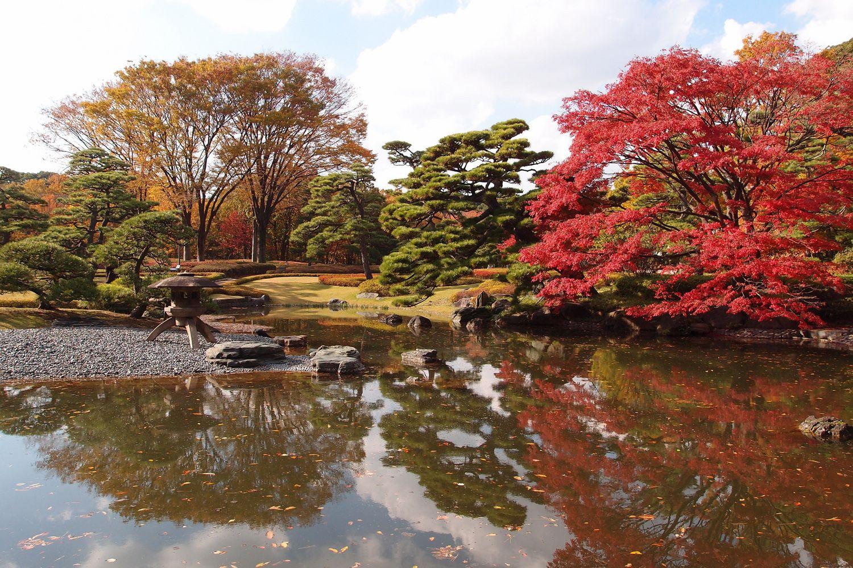Khu vườn Hoàng gia phía Đông