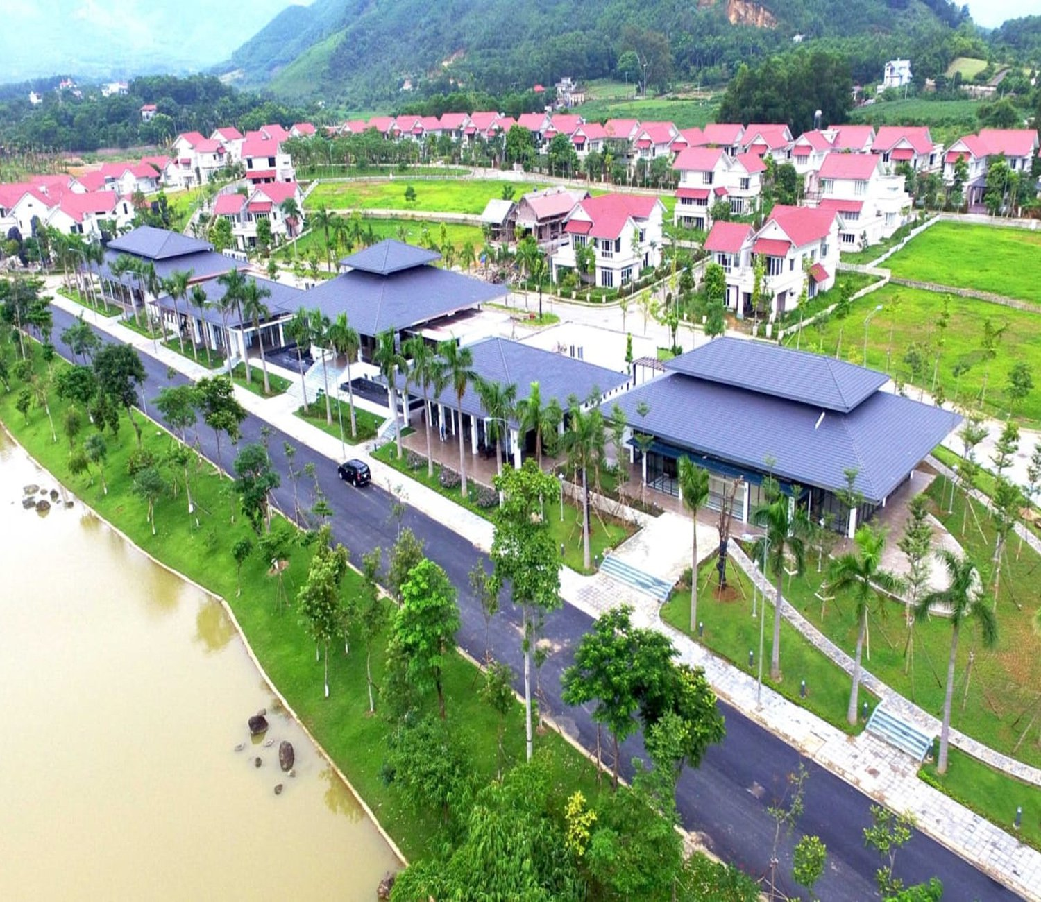 Xanh Villas Resort