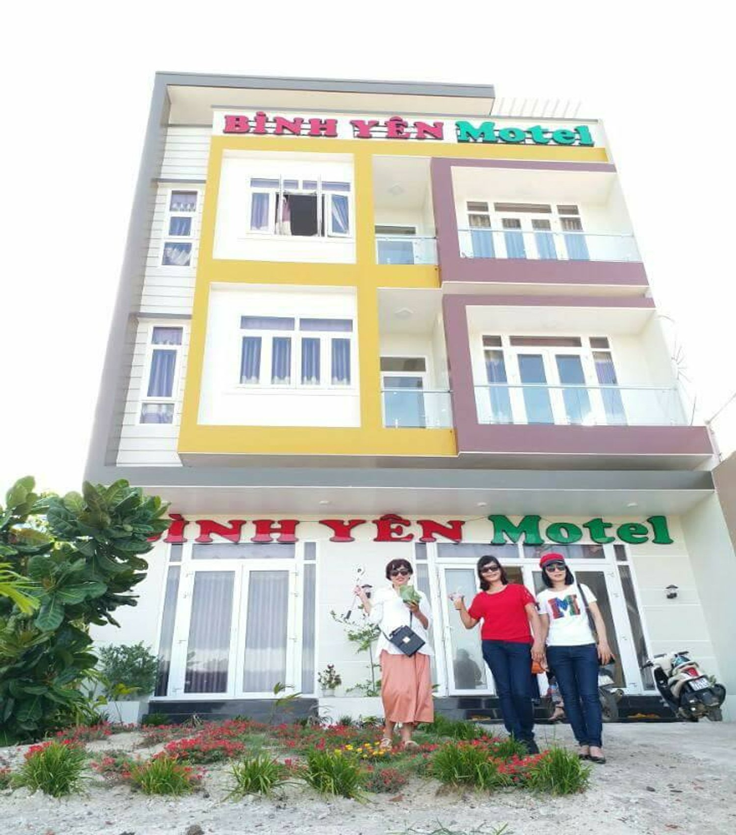 Bình Yên Motel