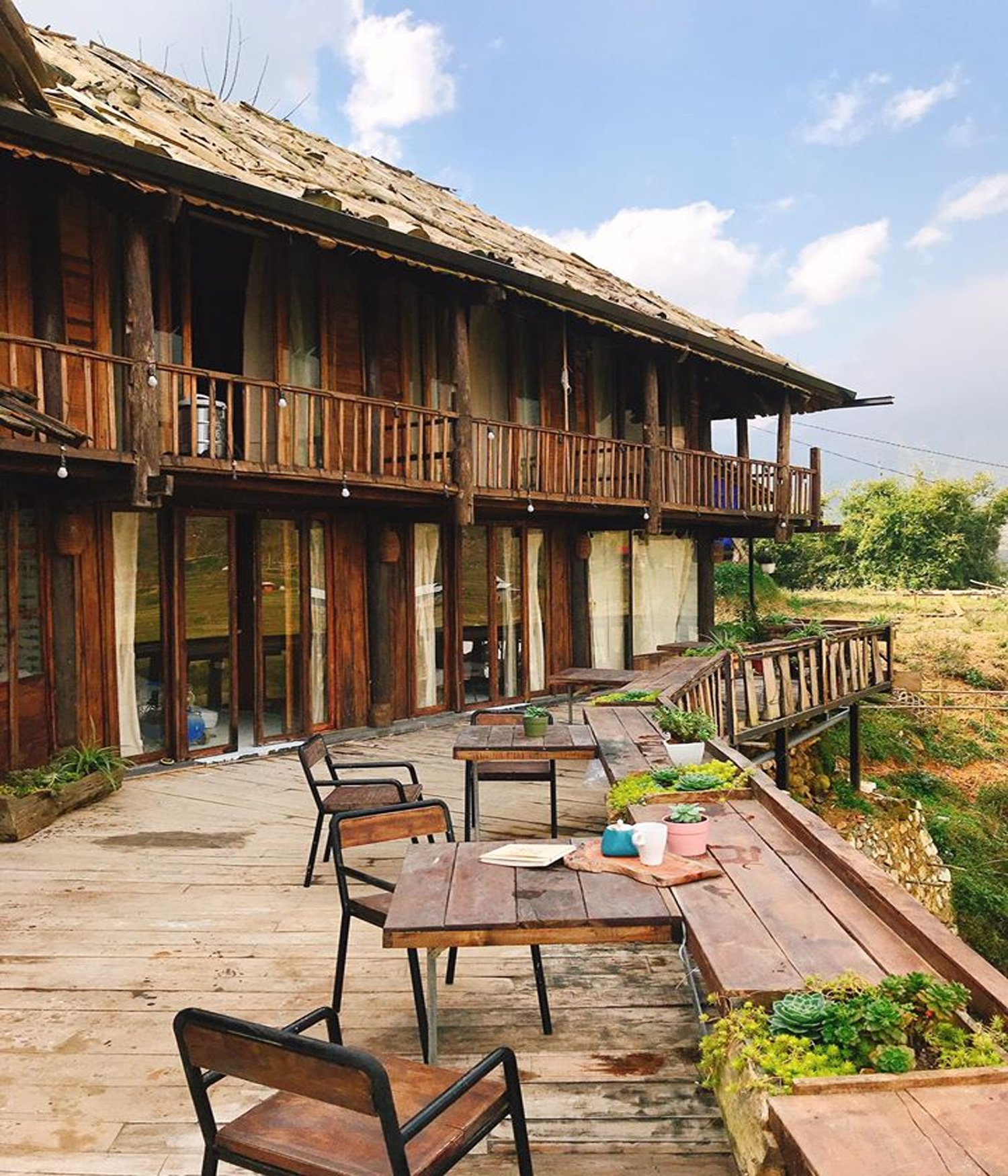 Lee's House in Sapa