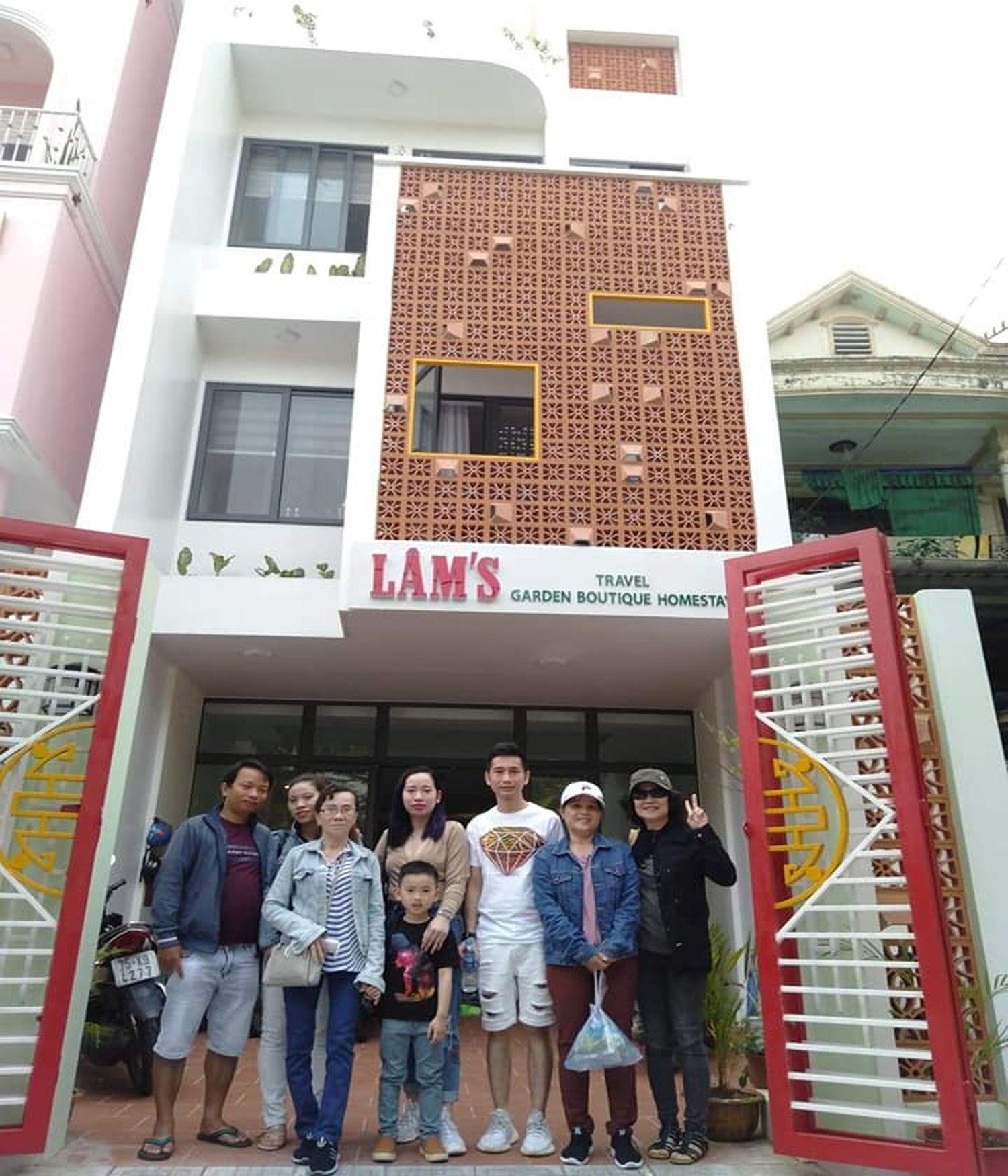 Lâm's Garden Boutique Homestay
