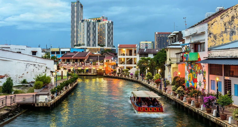 Malacca được mệnh danh là thành phố du lịch