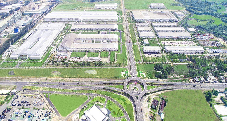Khu kinh tế mở Chu Lai bao trùm thị trấn Núi Thành