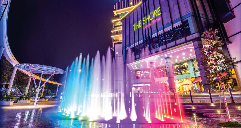 Những khu trung tâm thương mại nổi tiếng