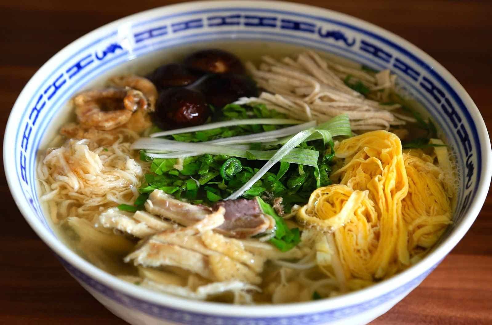 Bún thang Tô Hiệu, Nghĩa Tân