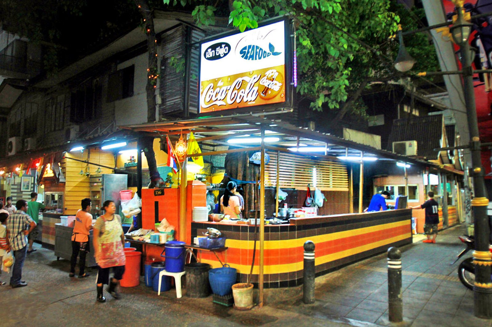 Lek Seafood Silom