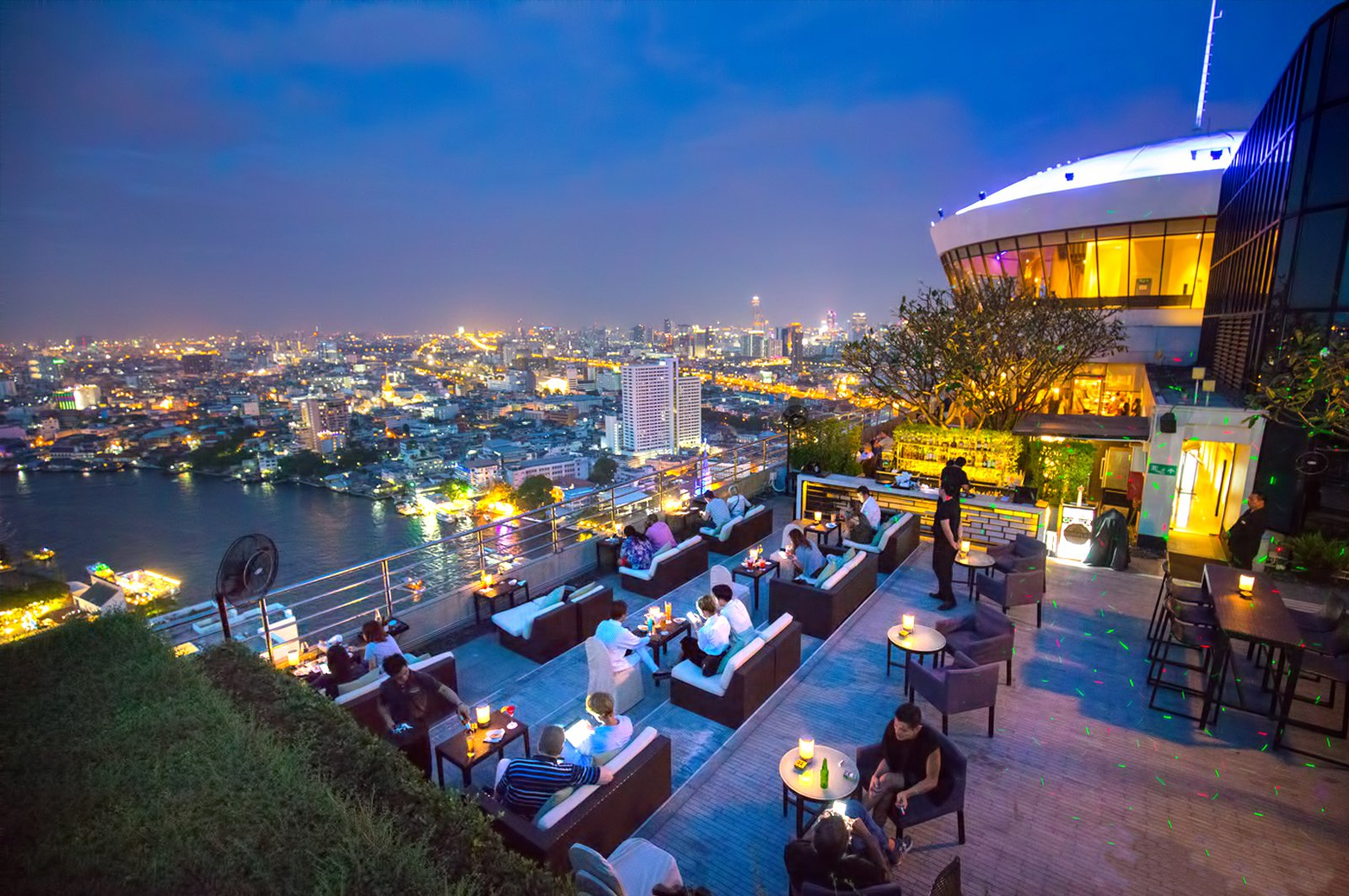 Rivercity Rooftop Restaurant and Bar