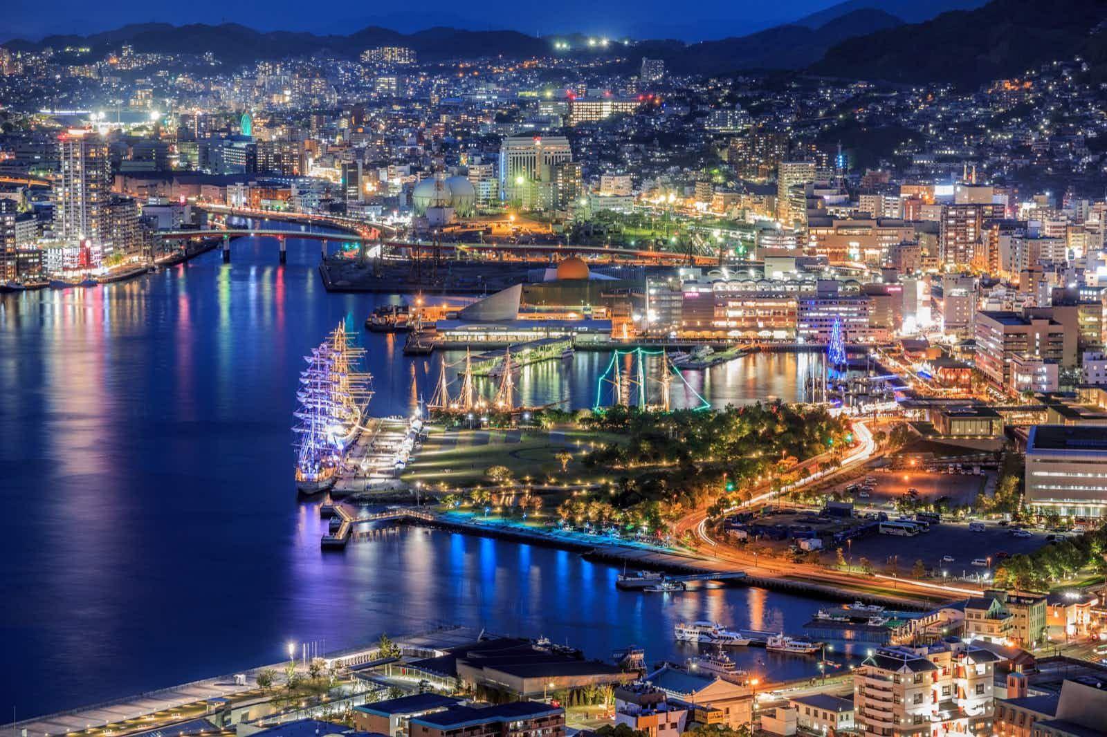 Thành phố Nagasaki