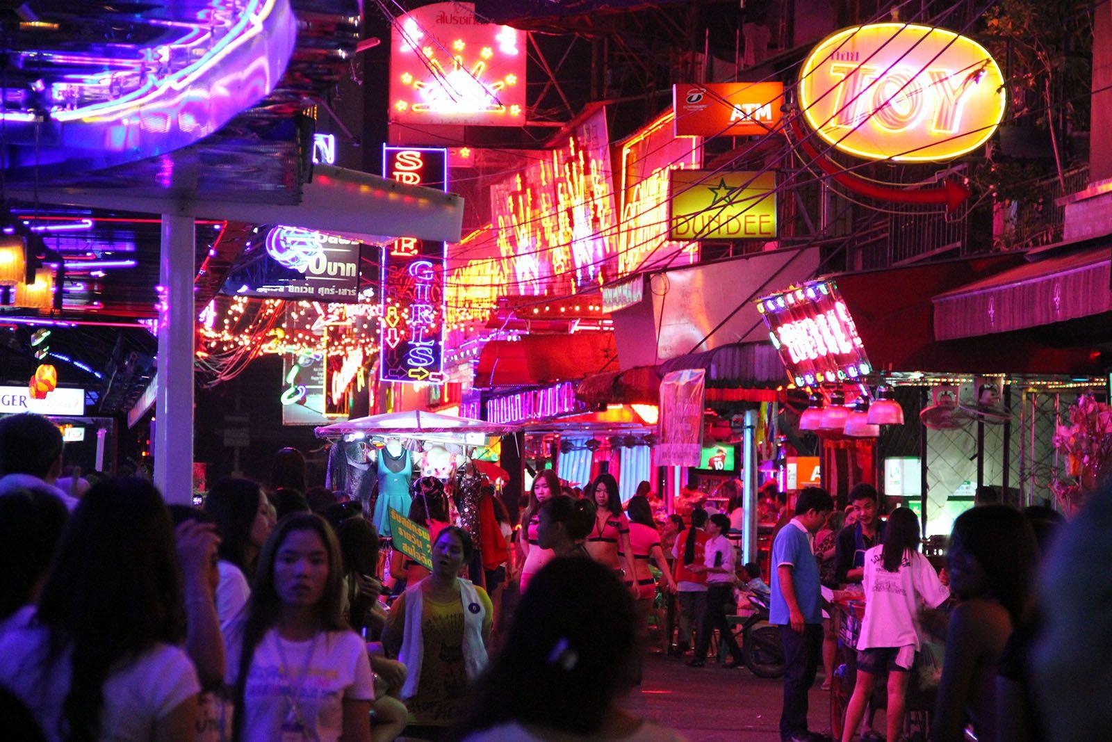 Chợ đêm Patpong