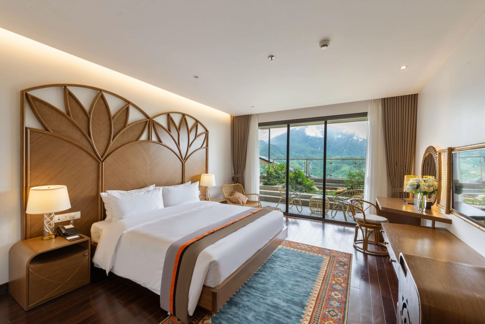 phong ngu premier kk sapa hotel sapa
