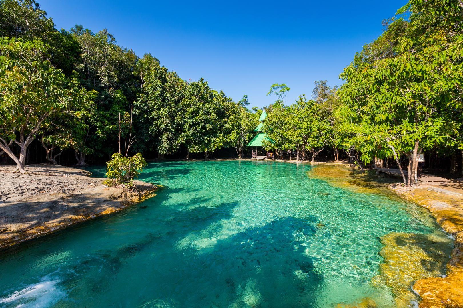 The Emerald Pool