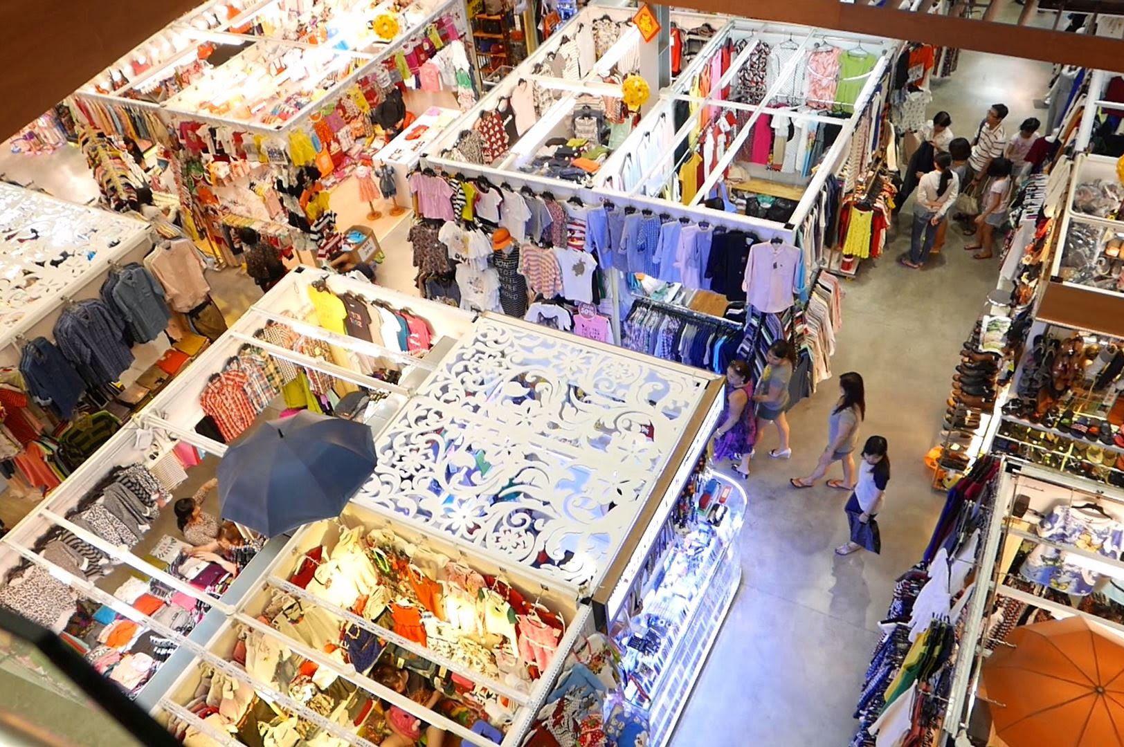 Trung tâm mua sắm Saigon Square