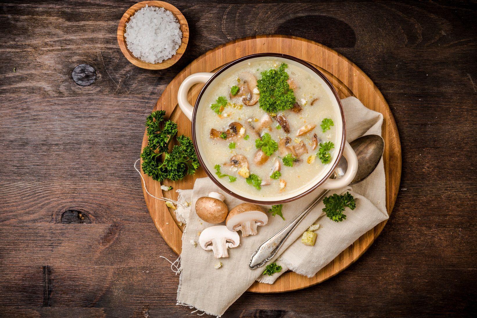 Súp sữa được mệnh danh là món súp đệ nhất của Tế Nam.