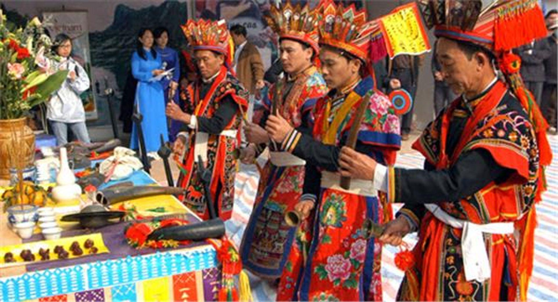 Lễ cấp sắc của người Dao