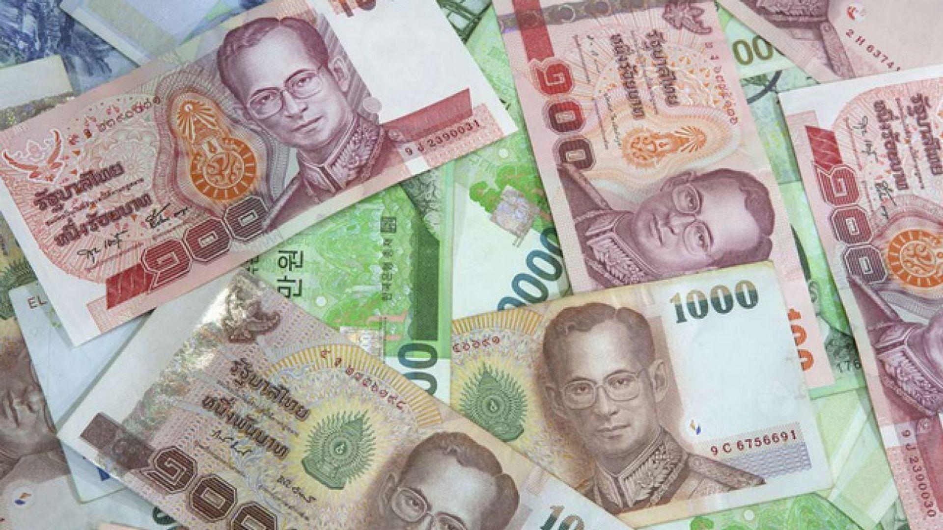 Đổi tiền khi du lịch Thái Lan