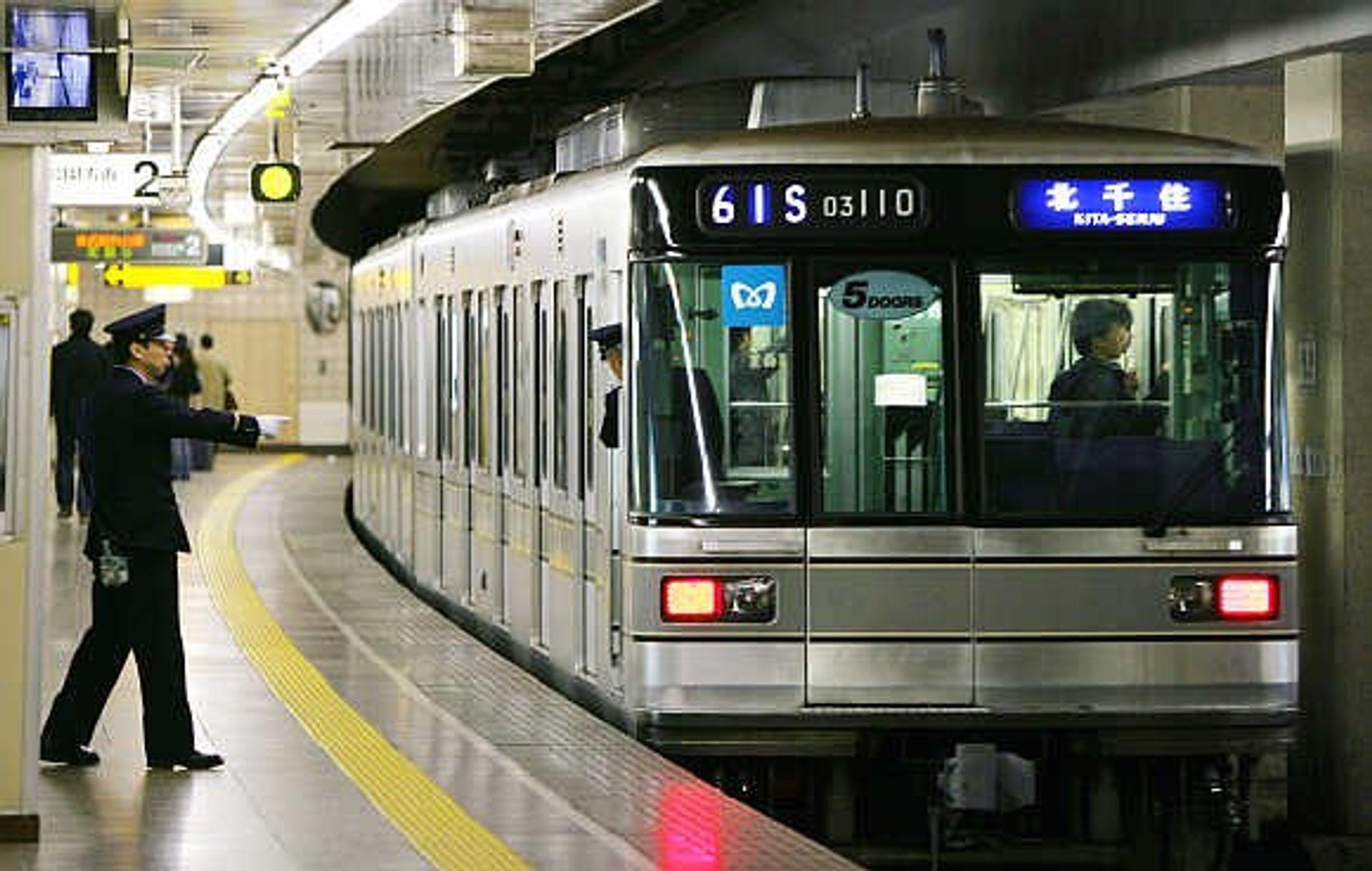 Tàu điện ngầm là phương tiện phổ thông ở Trung Quốc