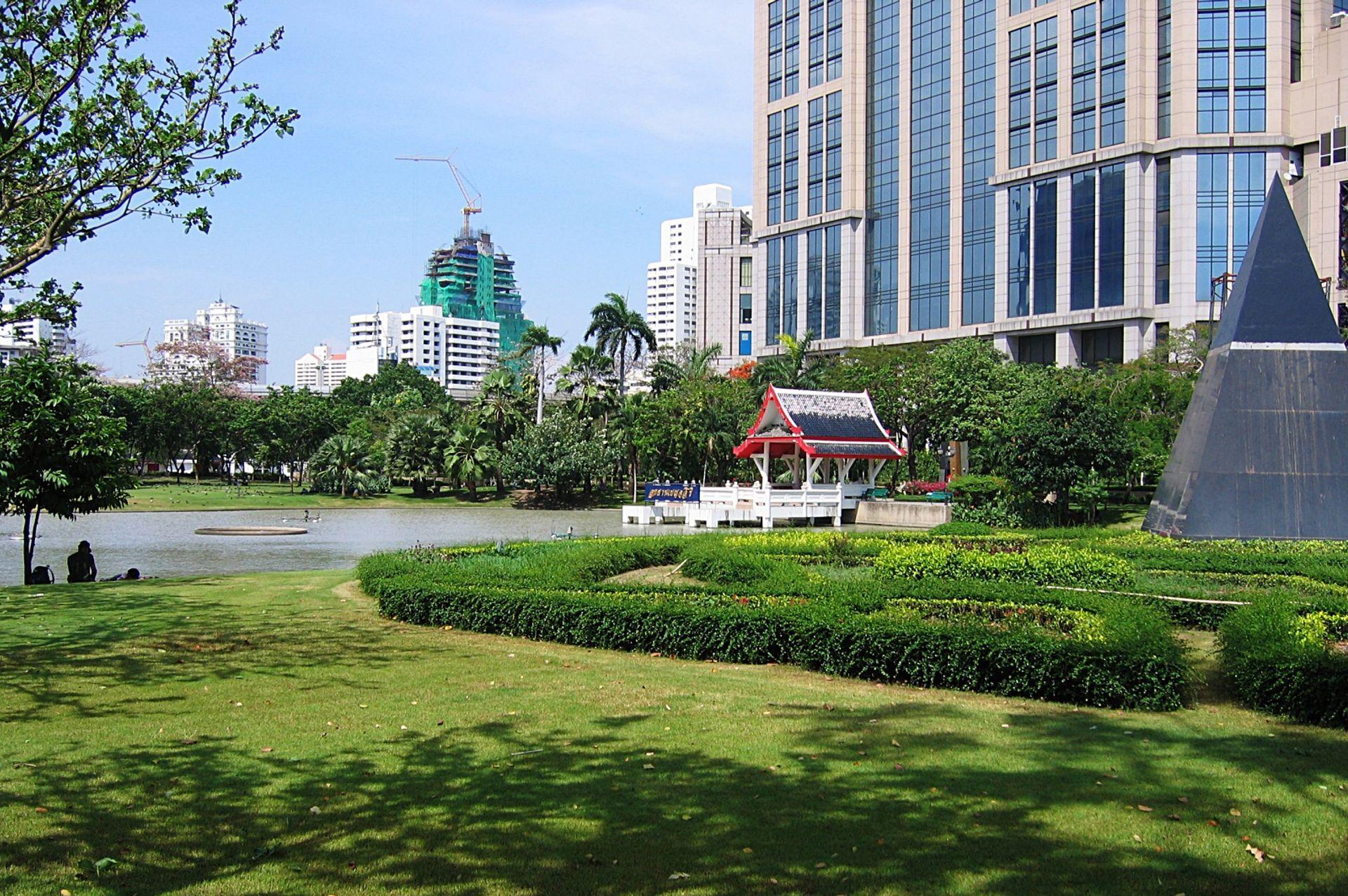 Công viên Benchasiri