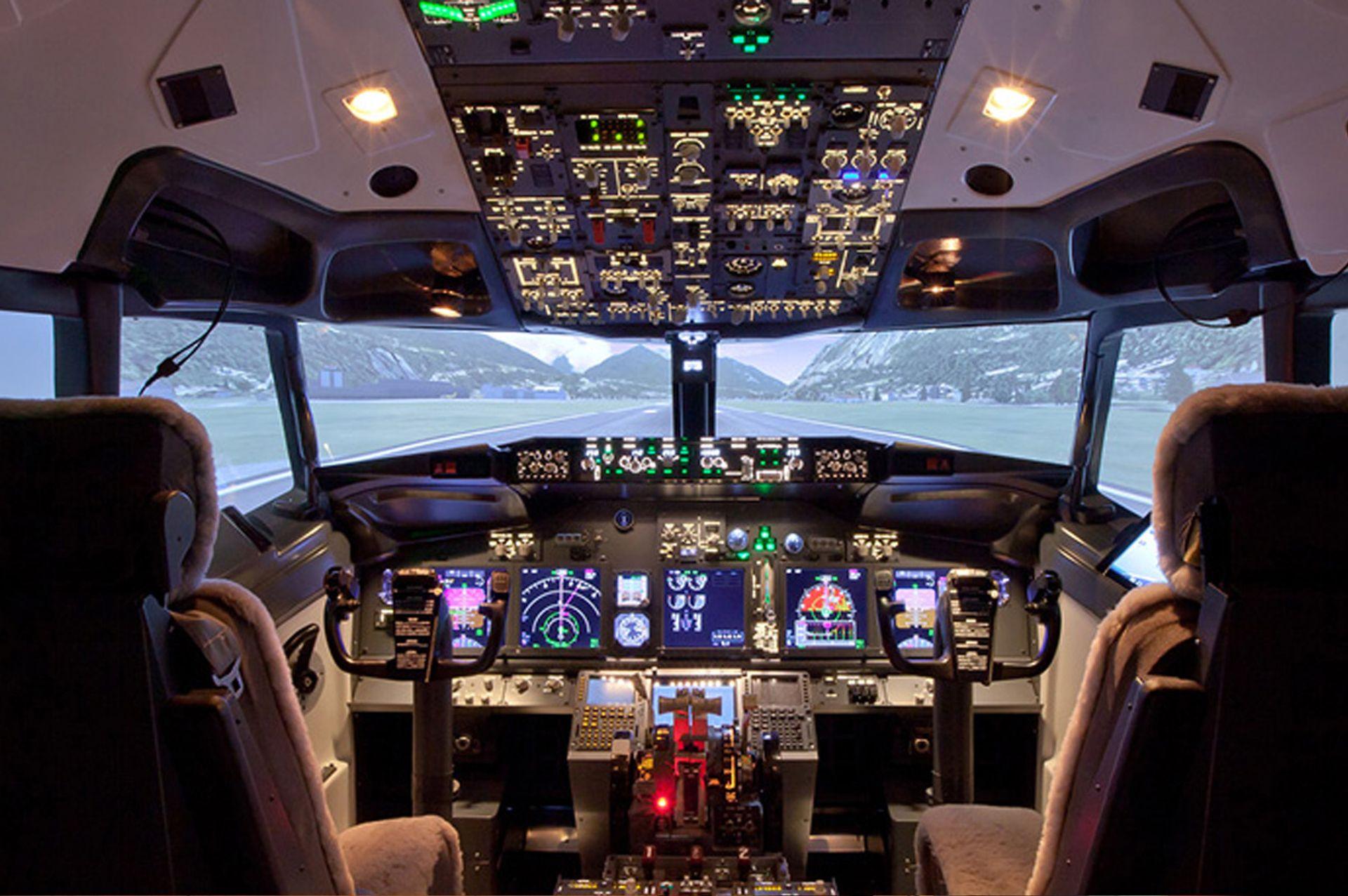Flight Experience Bangkok