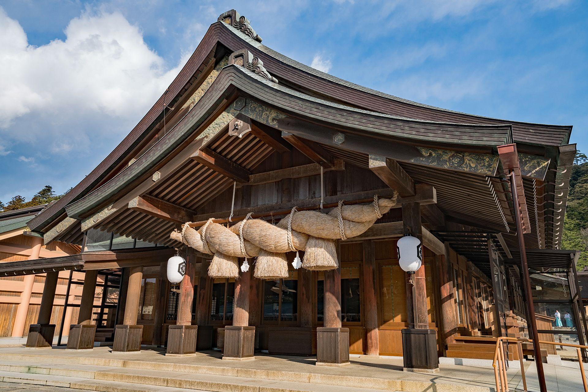 Đền Izumo Taisha