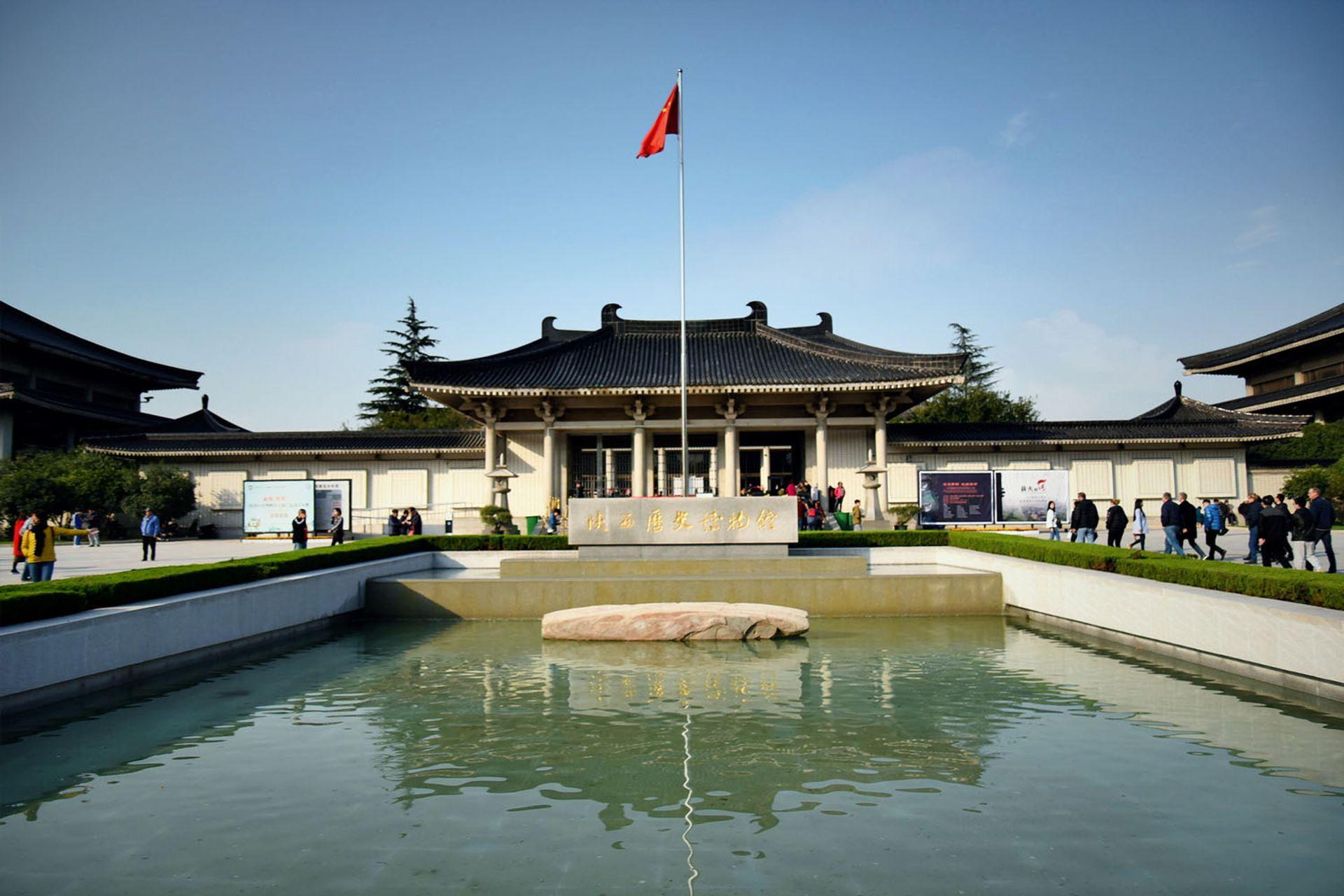 Bảo tàng Lịch sử Thiểm Tây - Nơi tốt nhất để tìm hiểu về lịch sử Trung Hoa