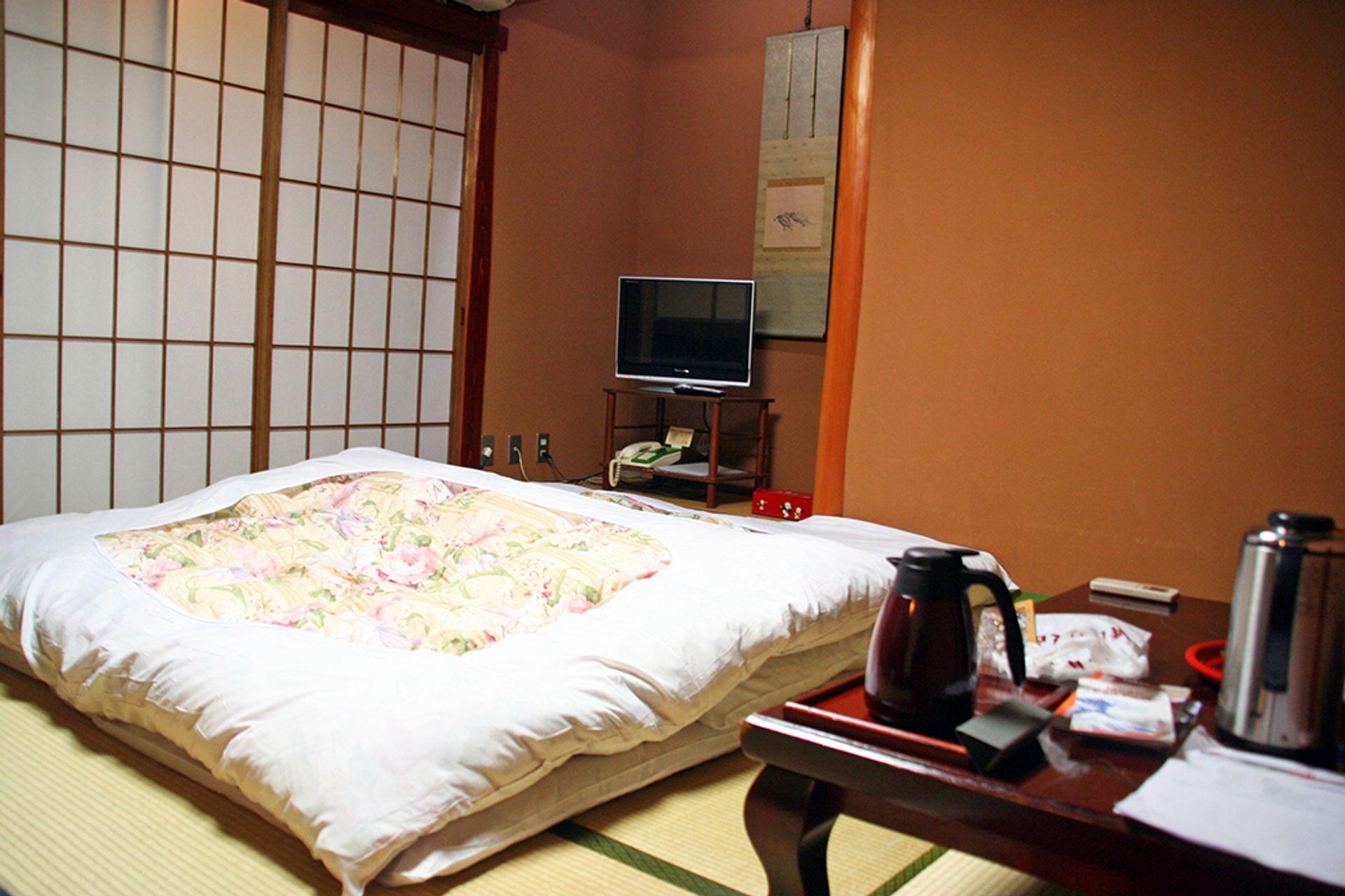 Nhà trọ Minshuku