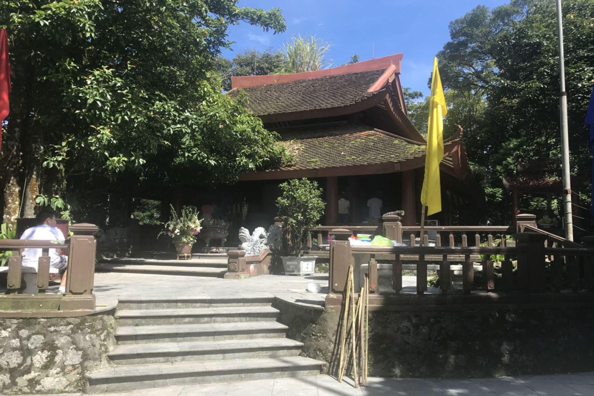 Đền thờ Hồ Chí Minh