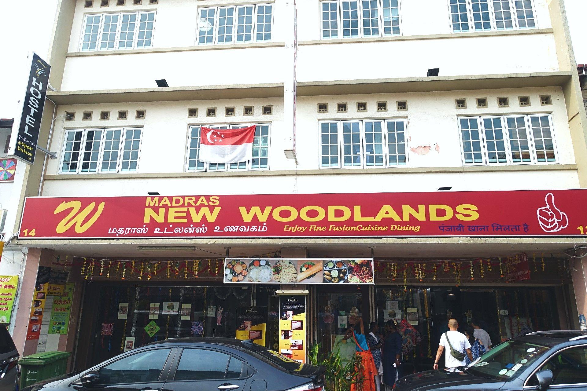 Madras New Woodlands