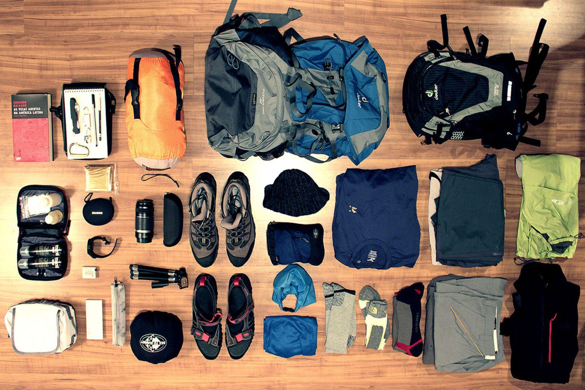 Hãy chuẩn bị đầy đủ những vật dụng cần thiết cho một chuyến chinh phục rừng rậm nhiệt đới và các núi tại Malaysia