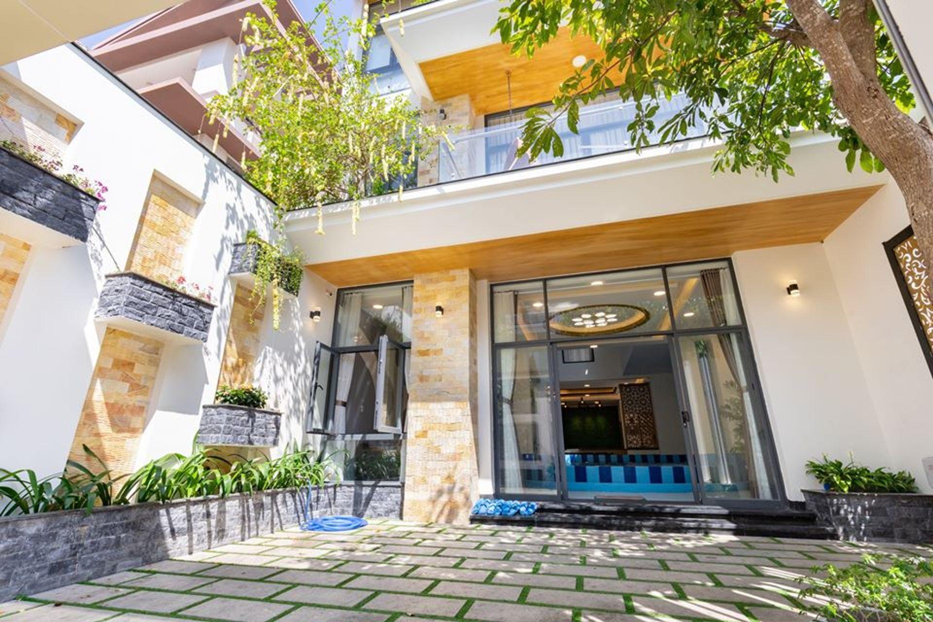 khuon vien tran duy luxury villa 2 vung tau