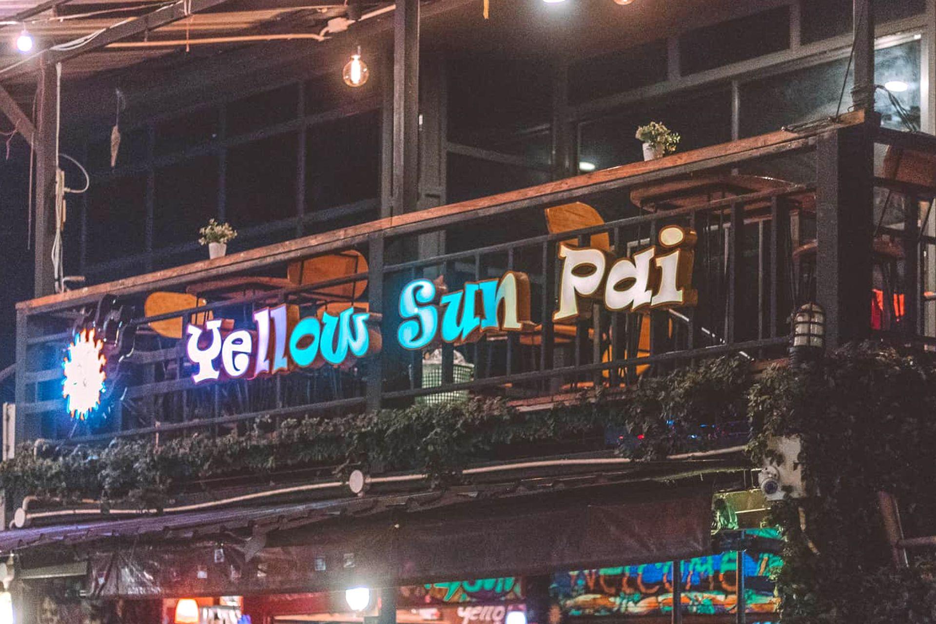 Yellow Sun Pai