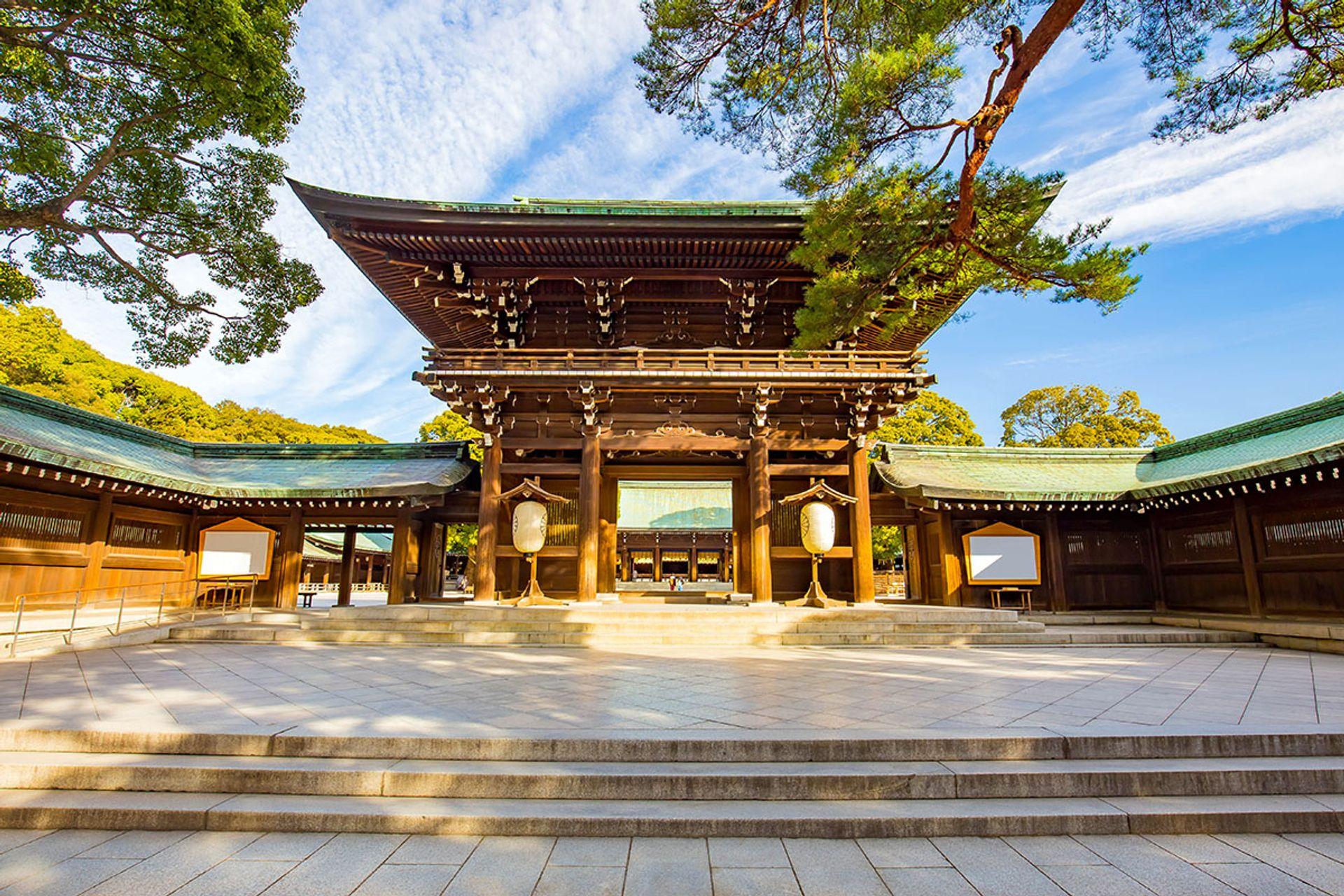 Đền Meiji