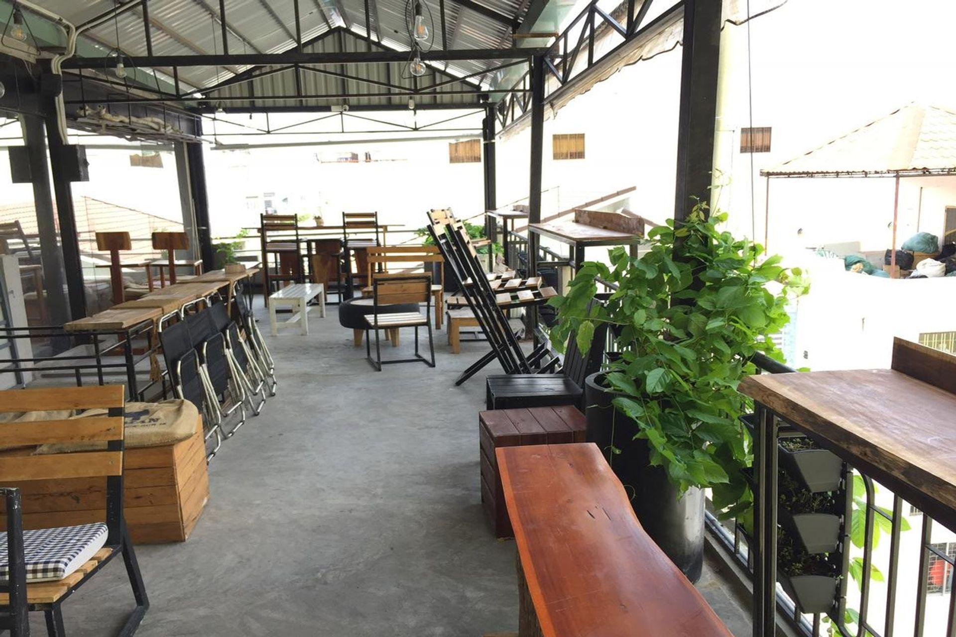 Quán cafe ở Củi Coffee & Homestay
