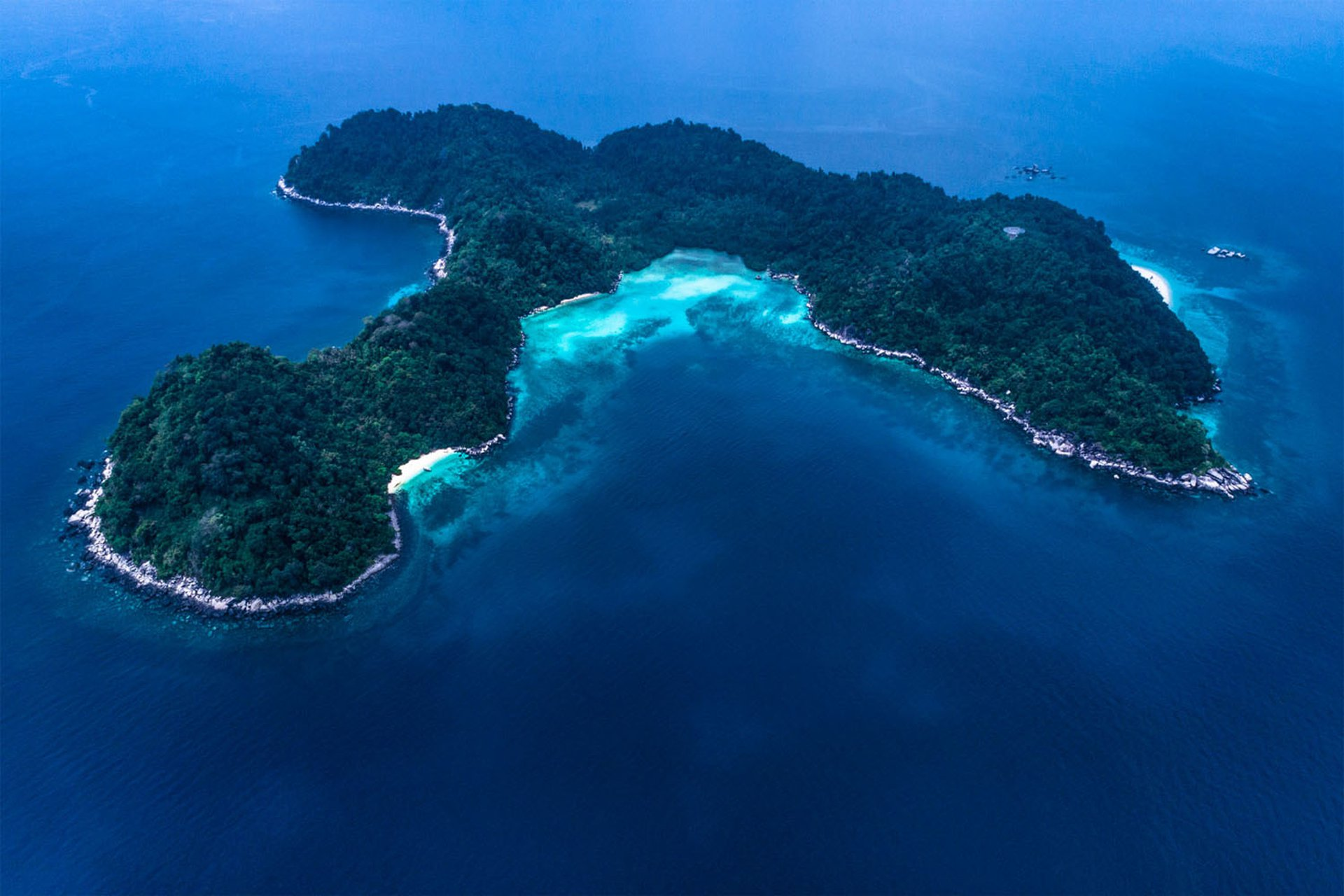 Tioman - hòn đảo dành cho những nhiếp ảnh gia yêu thiên nhiên