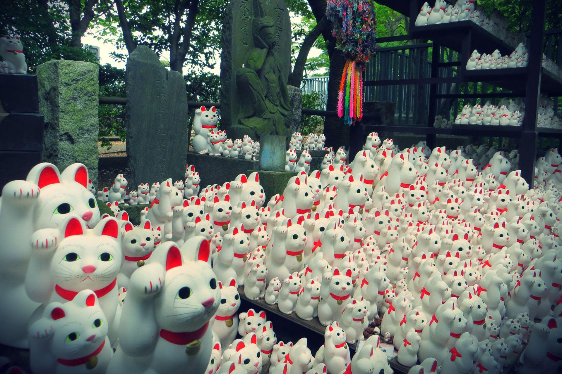 Đền Gotokuji