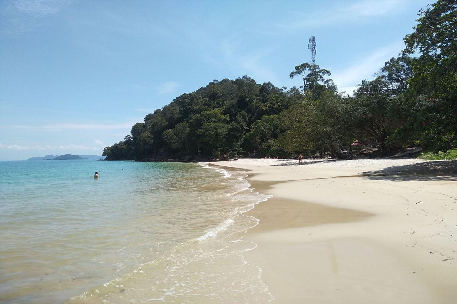 Bãi biển Pasir Tengkorak