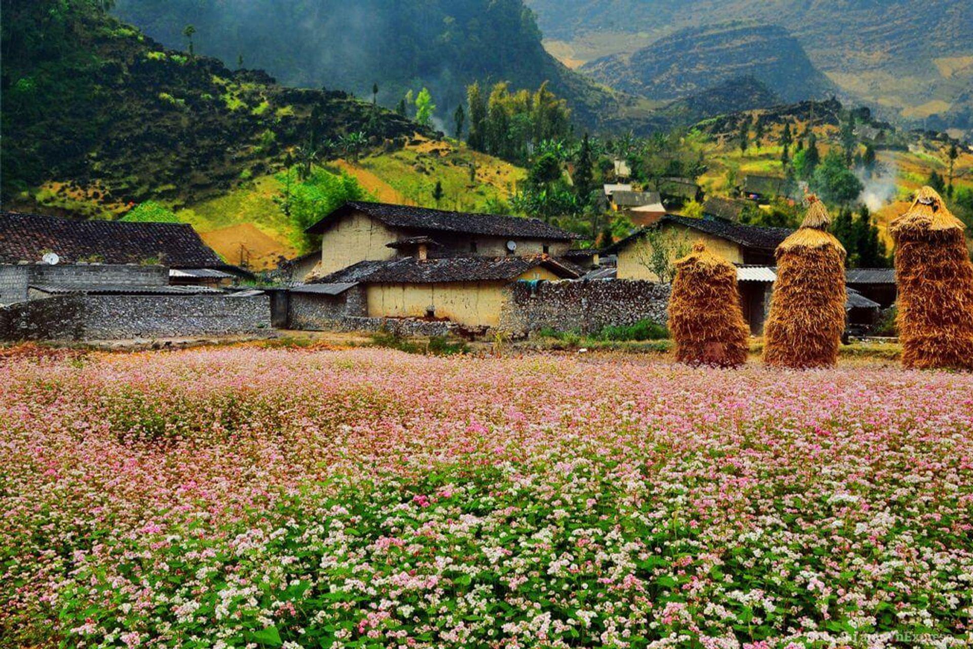Sủng Là được mệnh danh là thung lũng nơi đá nở hoa