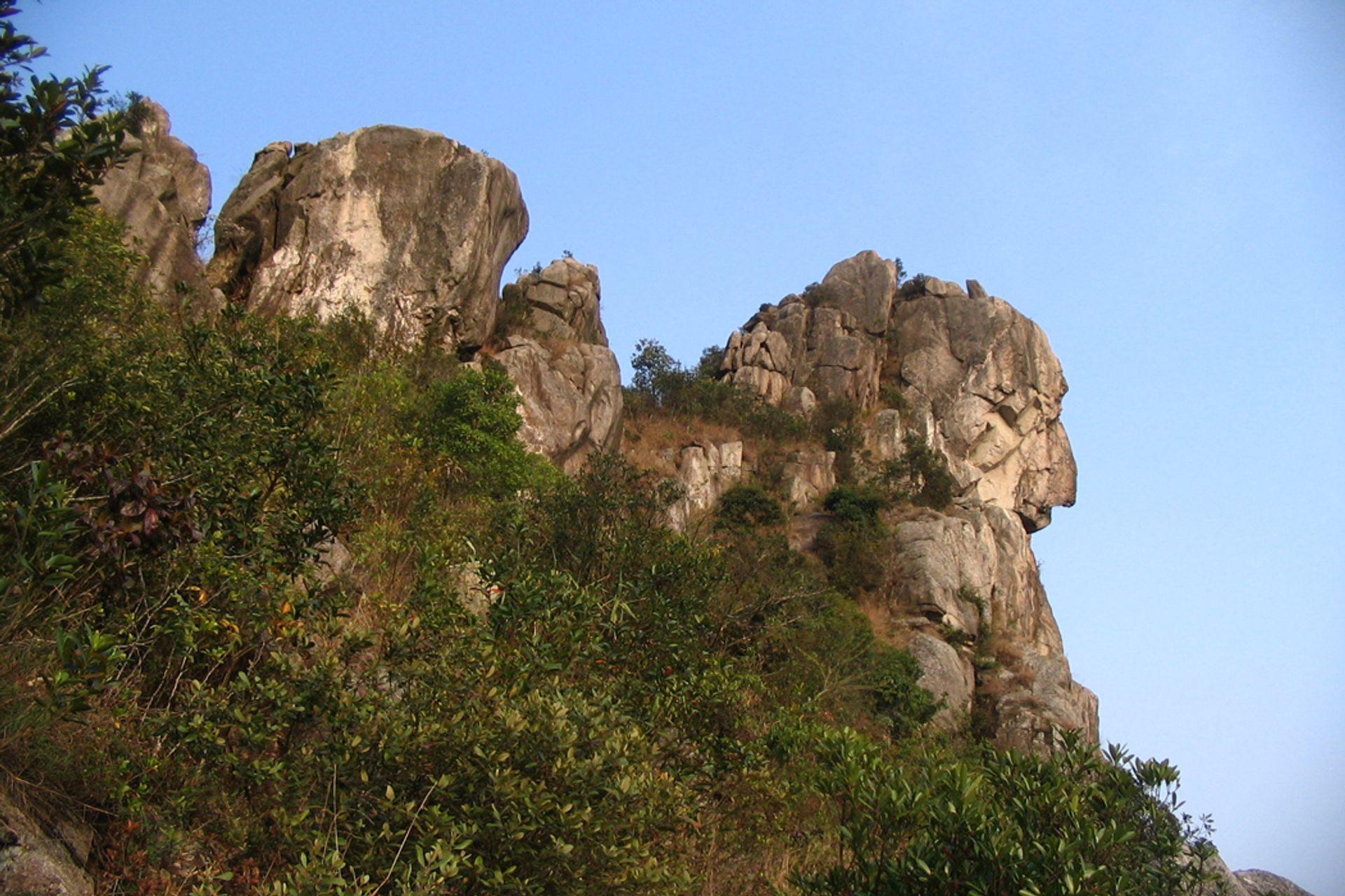 Núi Sư Tử