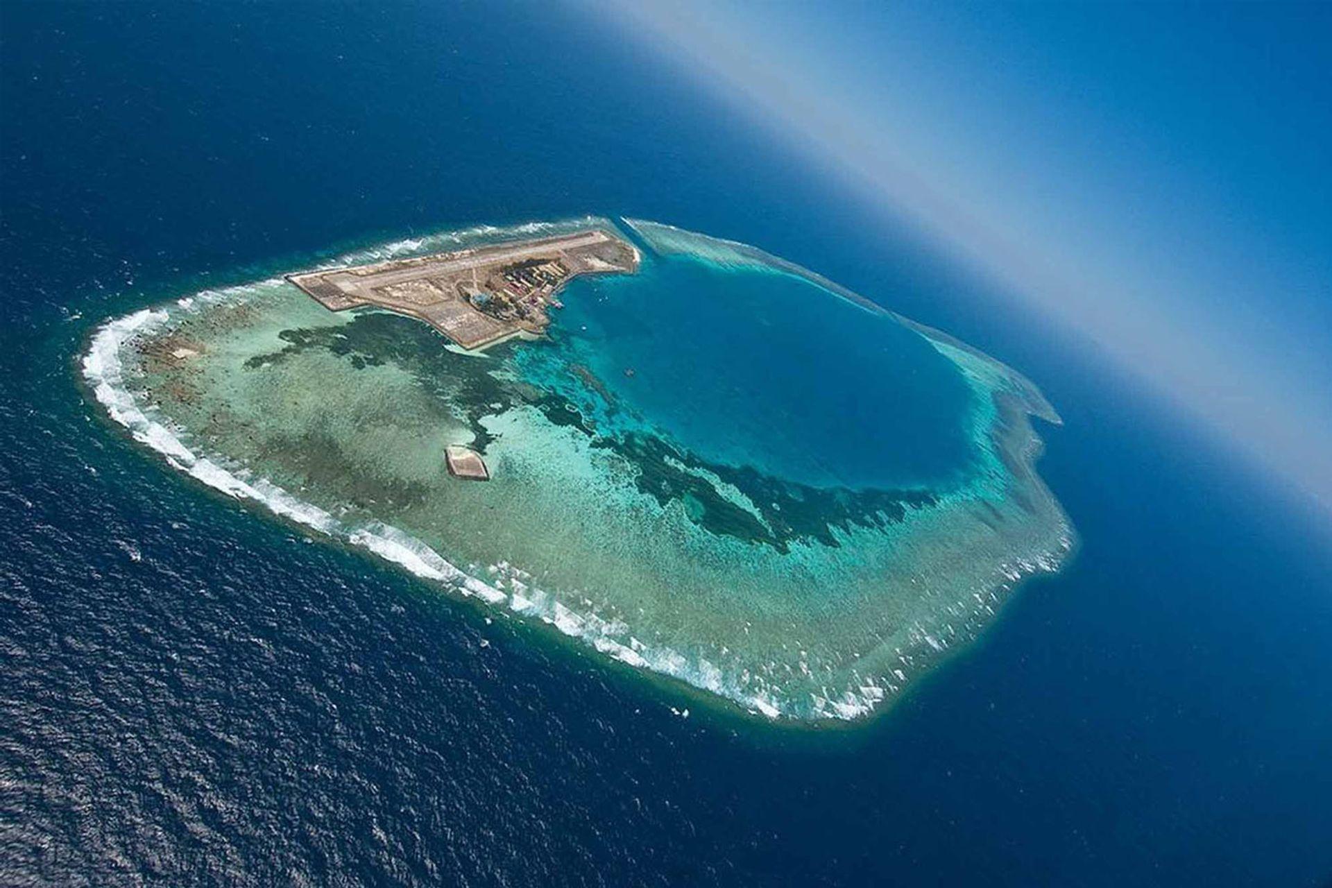 Đảo Layang - Layang