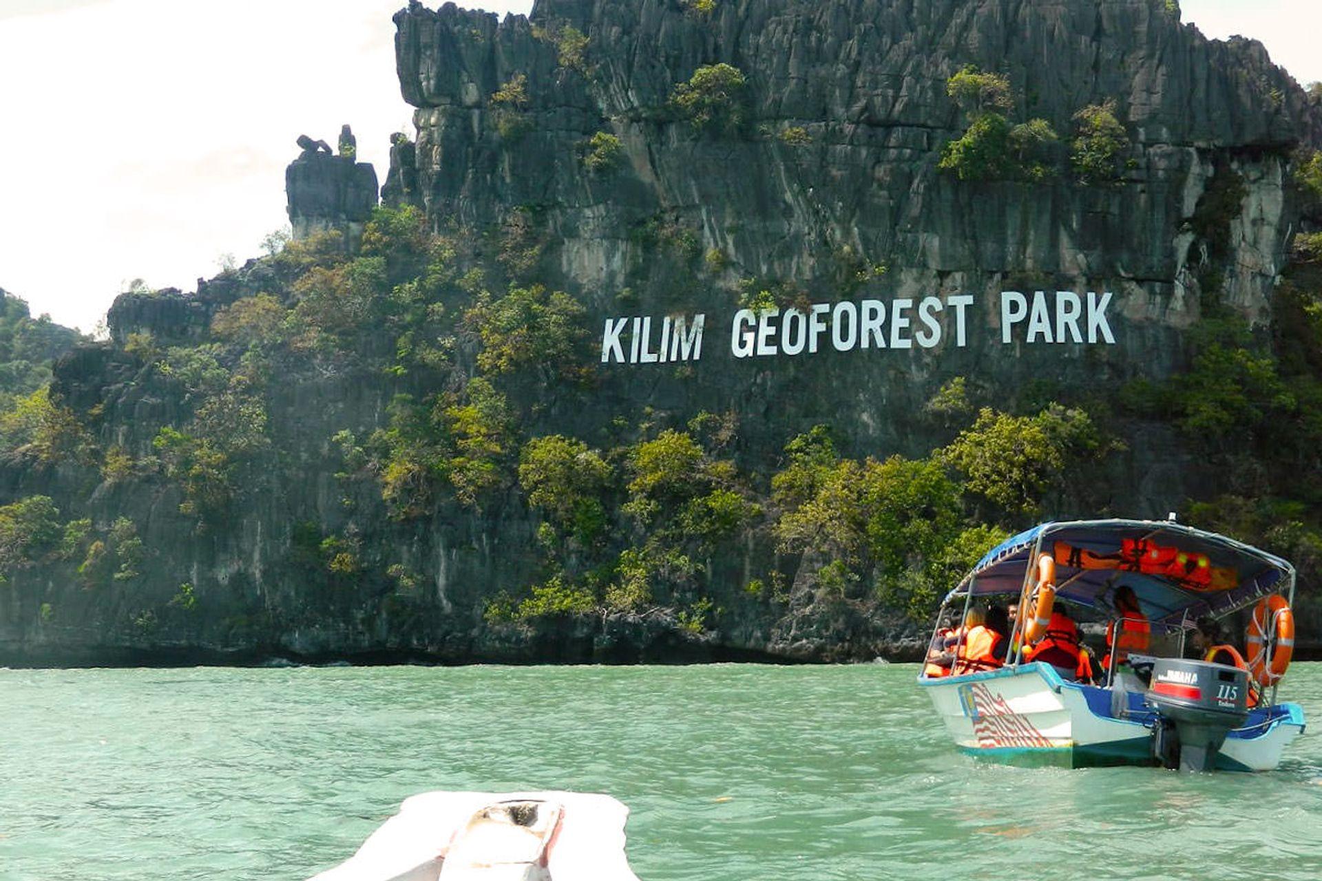 Công viên địa chất KILIM