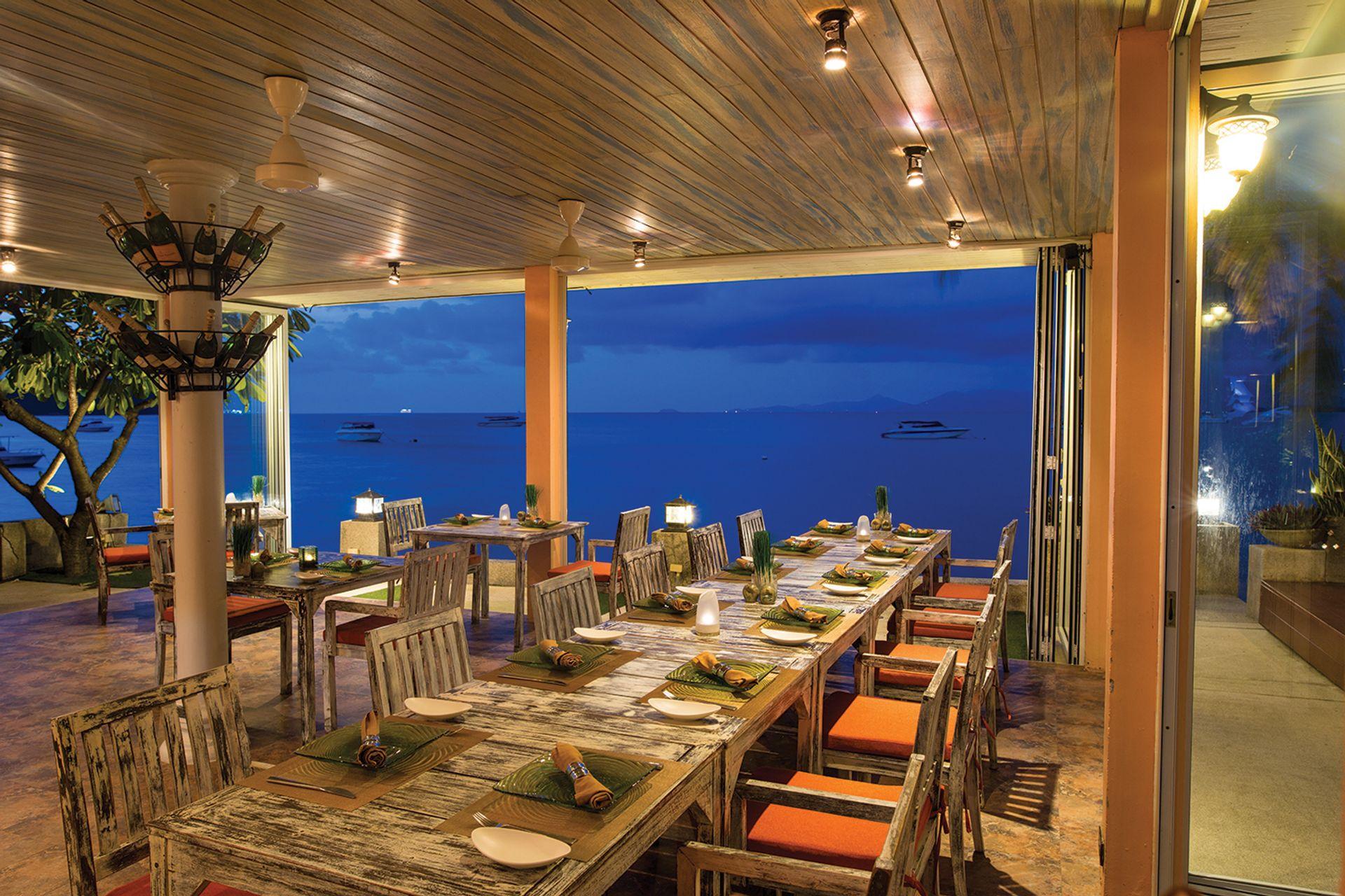 Nhà hàng Ocean 11
