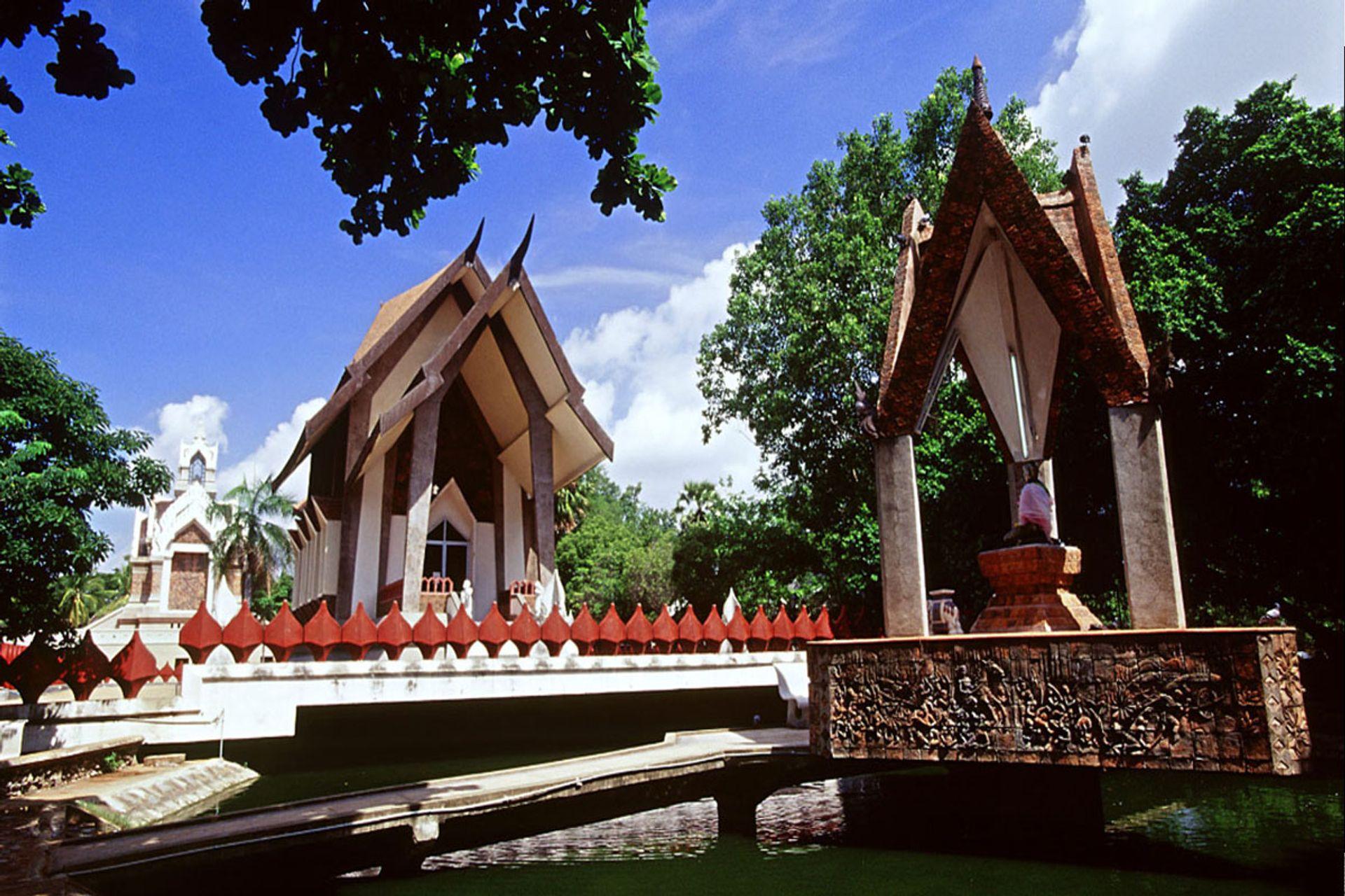 Ngôi đền Wat Sala Lợi