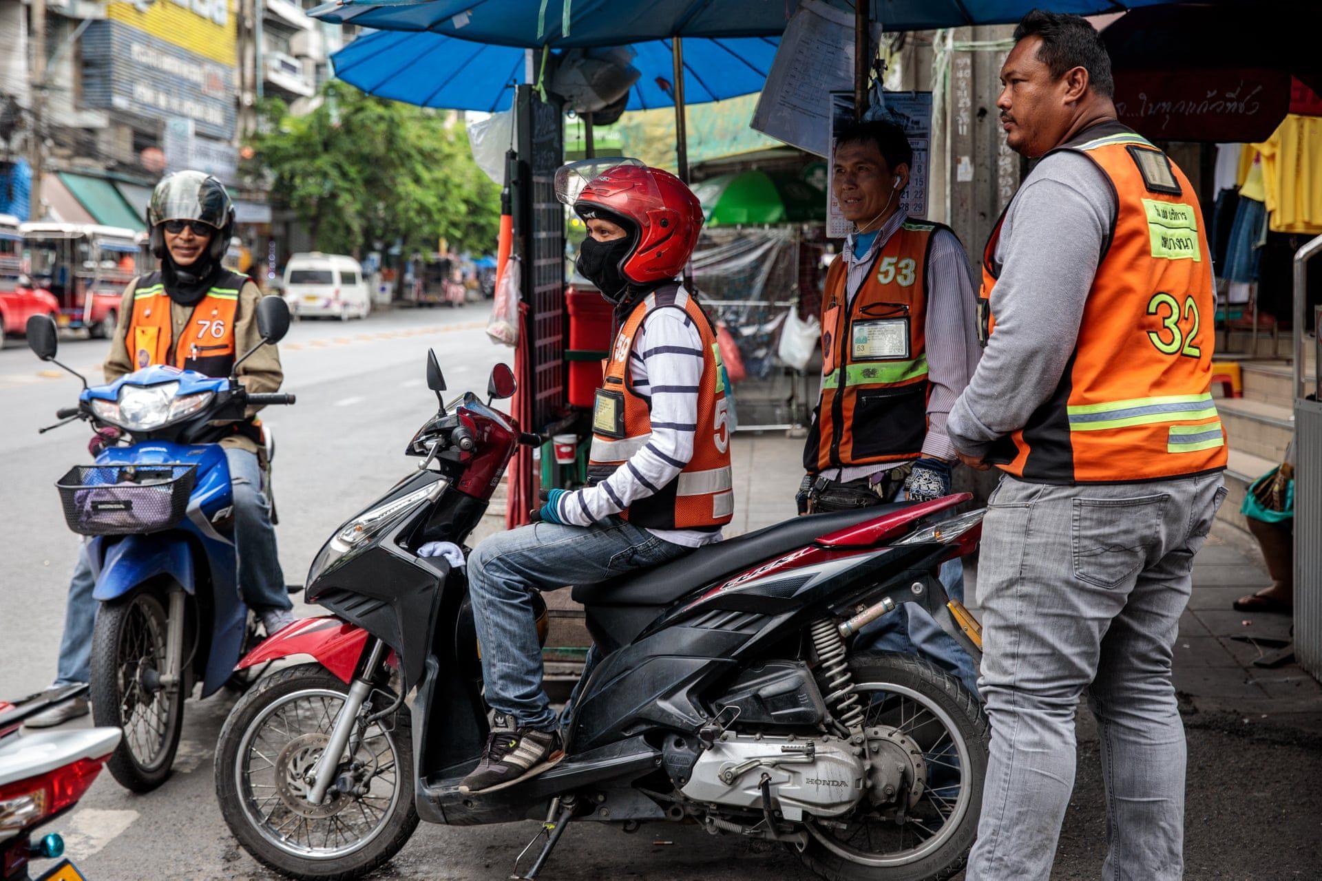 Xe ôm Thái Lan