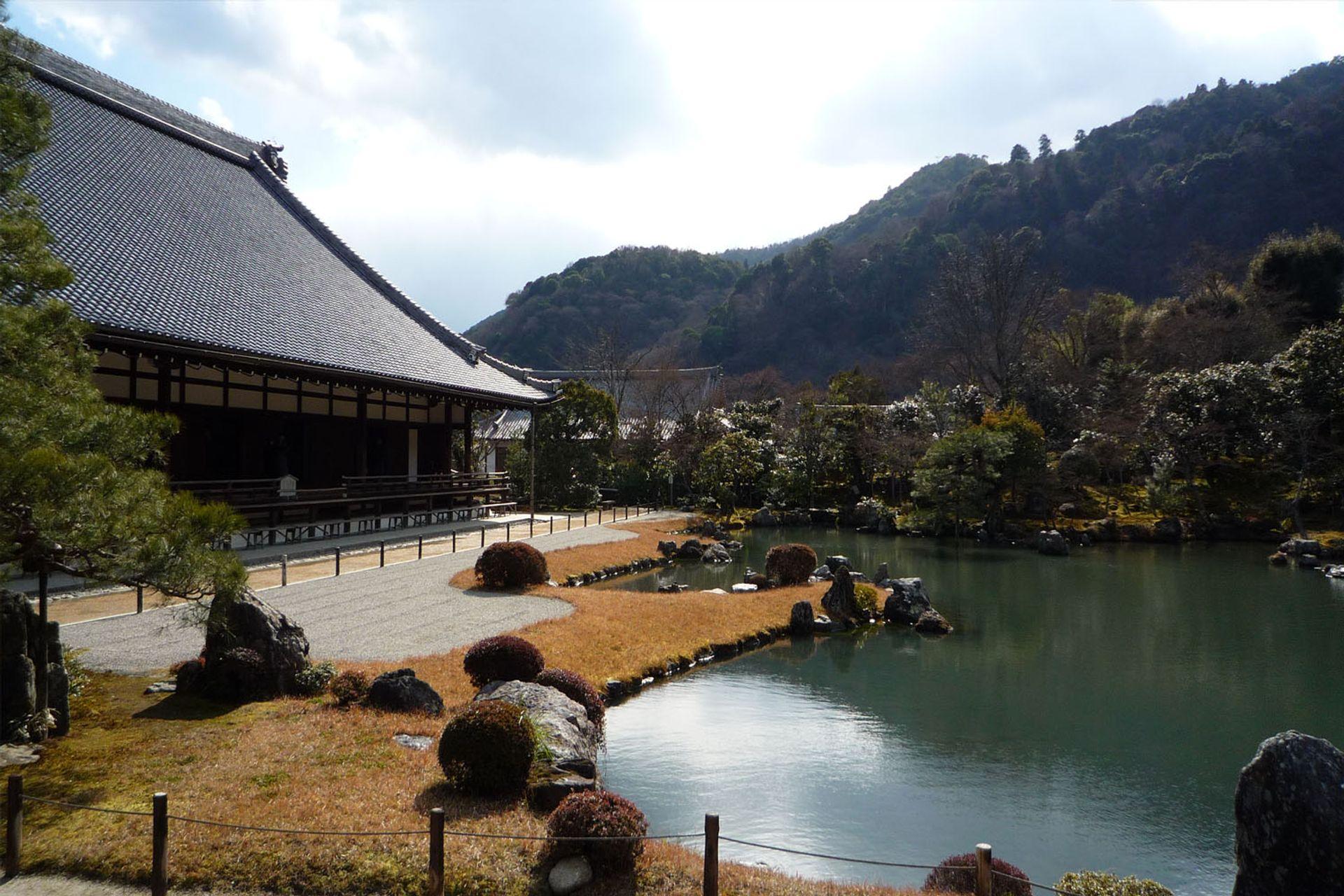 Đền Tenryu-ji Zen