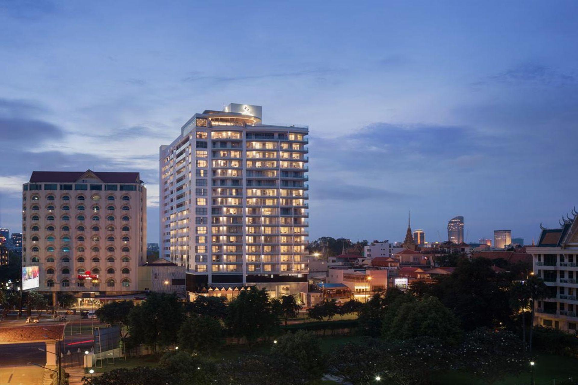 Khách sạn Emion Phnom Penh