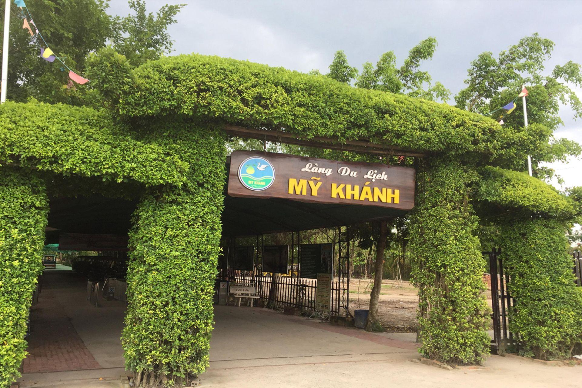 Làng du lịch sinh thái Mỹ Khánh