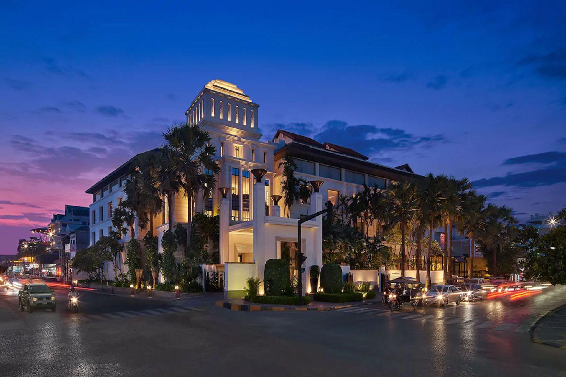 Khách sạn Park Hyatt Siêm Riệp