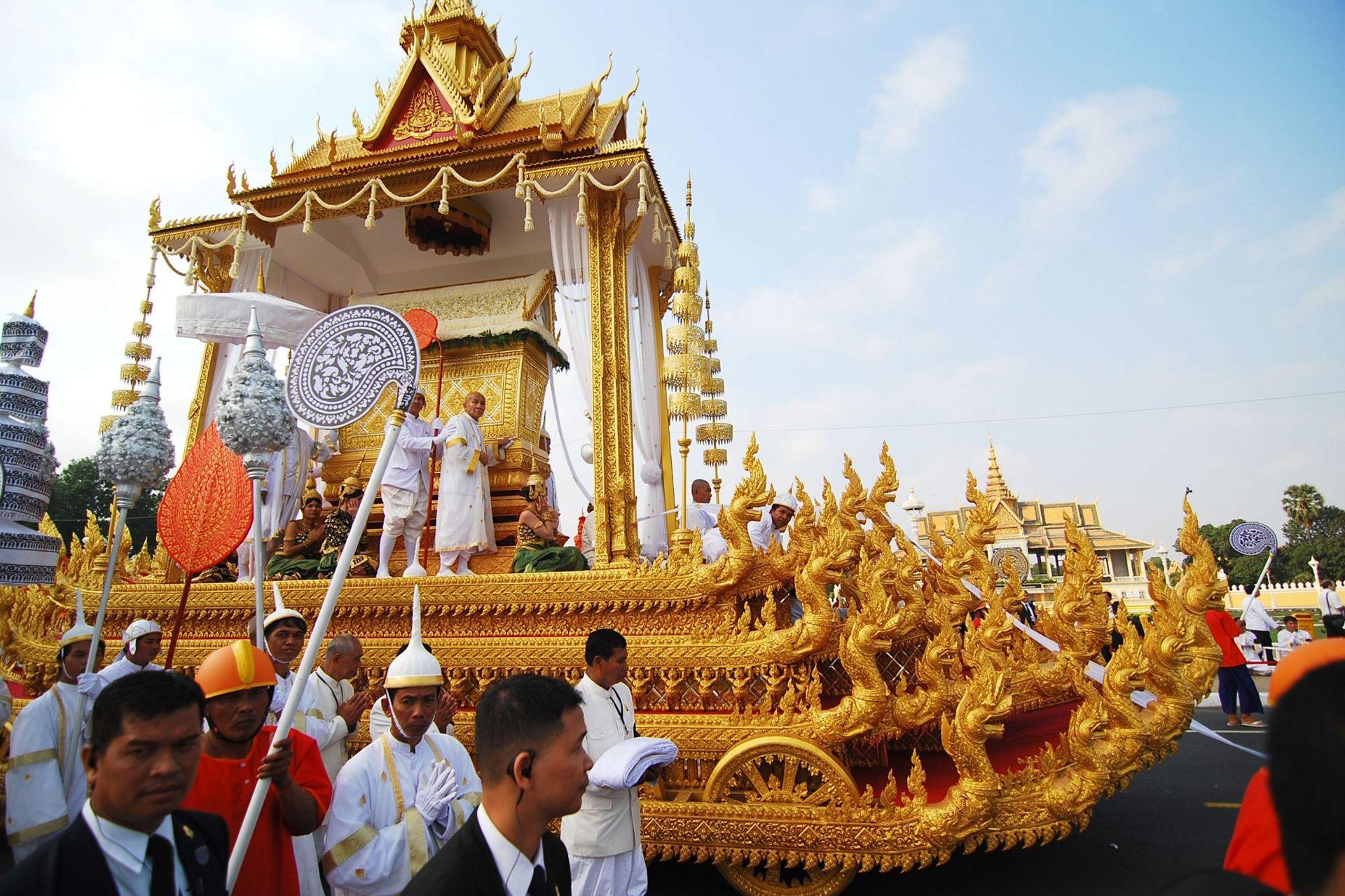 Ngày giỗ Vua Cha Norodom