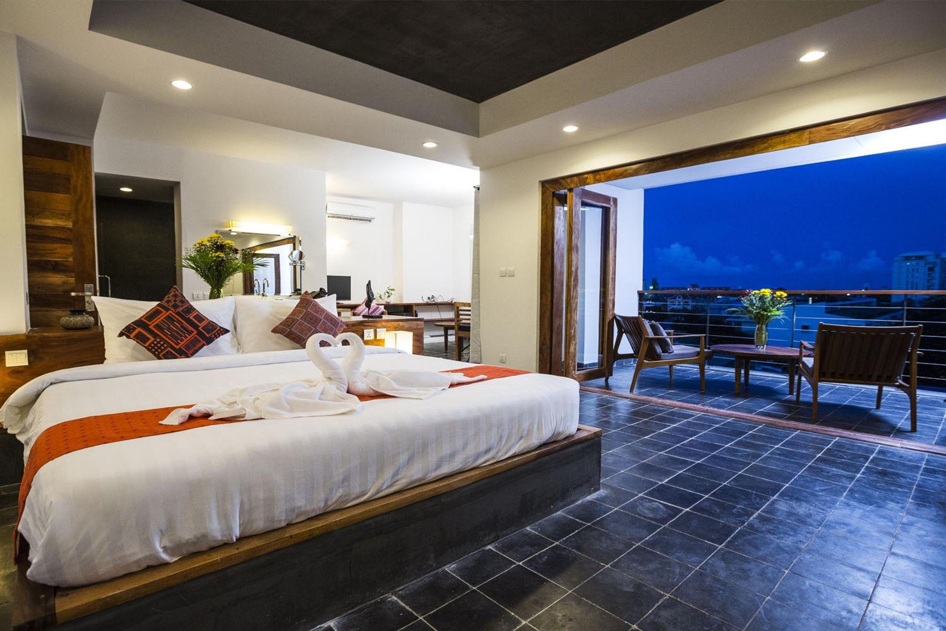 Khách sạn Patio
