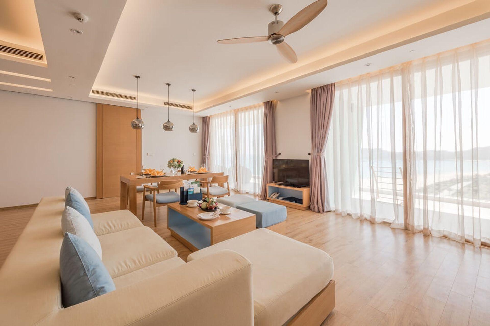 Kiến trúc căn hộ của FLC Quy Nhơn